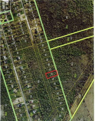 Collingwood Vacant Land for Sale