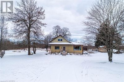 Wiarton Listing for Sale - 209 BERFORD LAKE ROAD